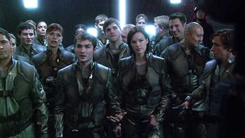 Watch Battlestar Galactica S4E09 Online