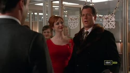 Mad Men 2010 Tv Show 300mb: Season 4 – Episode Christmas Comes But Once a Year