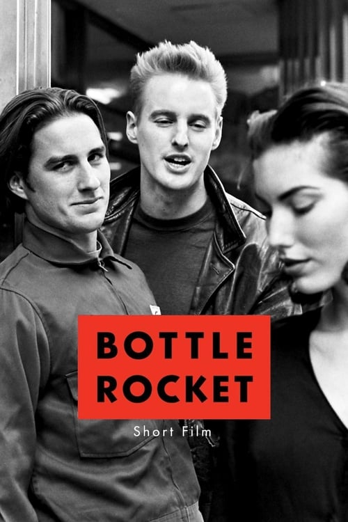 Bottle Rocket (1994) Poster