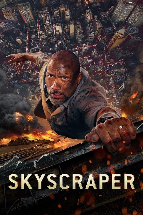 Poster. Skyscraper (2018)