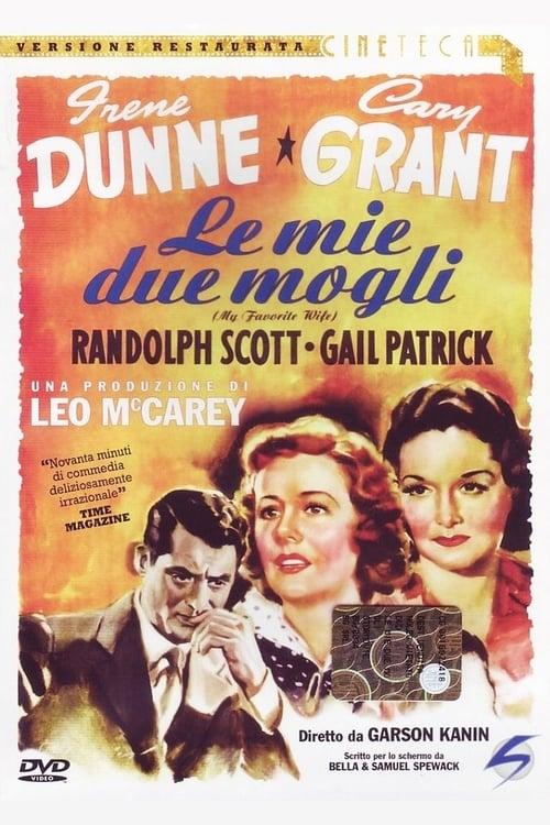 Le mie due mogli (1940)