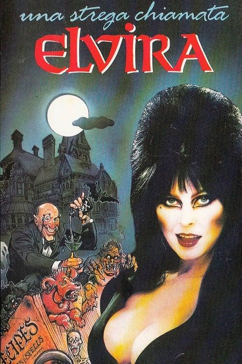 Una strega chiamata Elvira (1988)