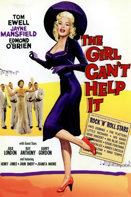 Largescale poster for The Girl Can't Help It