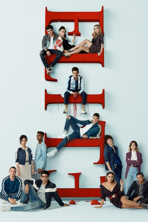 The poster of Elite