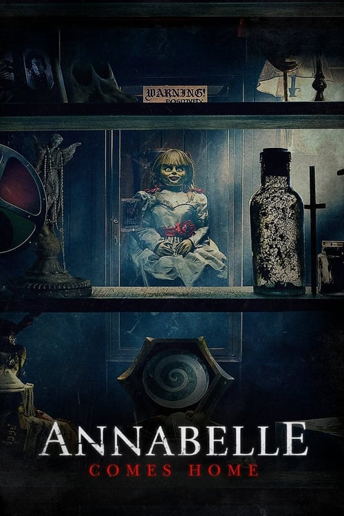 Annabelle Comes Home Movie English Full Download