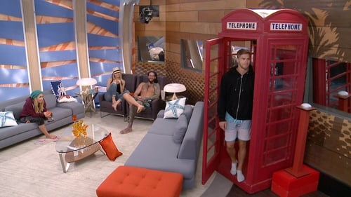 Big Brother: Season 17 – Episode Episode #8 - Live Eviction #2 & HoH Comp #3 - Day #22