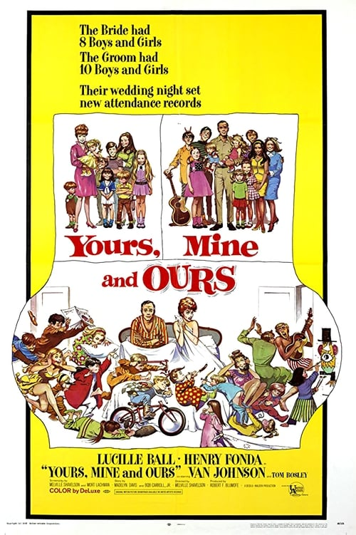 Streaming Yours, Mine and Ours (1968) Best Quality Movie