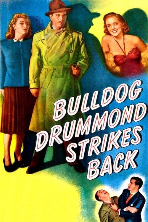 Mira La Película Bulldog Drummond Strikes Back En Español En Línea
