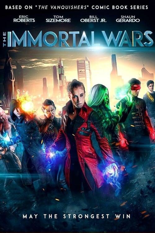 The Immortal Wars (2018)