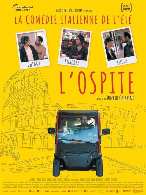 Film L'ospite En Bonne Qualité Hd 720p