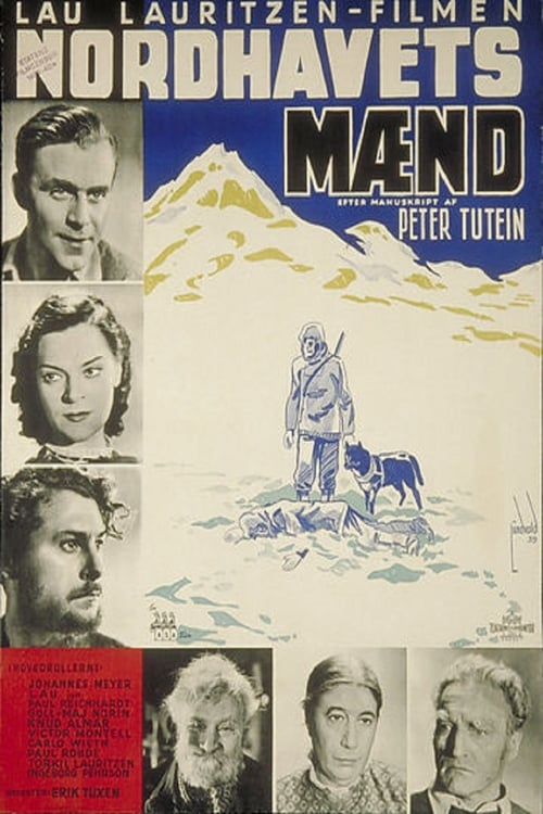 Mira La Película Nordhavets mænd En Buena Calidad