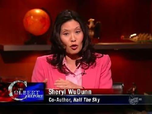 The Colbert Report: Season 5 – Episod Sheryl WuDunn