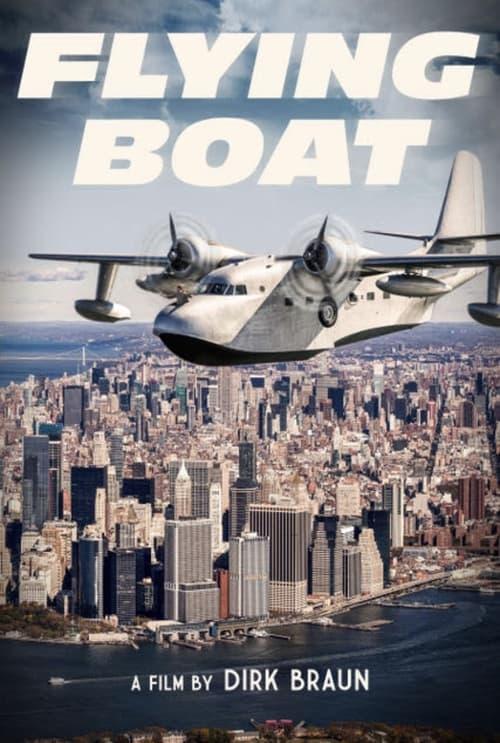 Flying Boat trailer