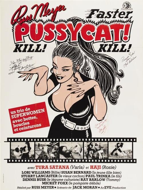 Regarder Faster, Pussycat! Kill! Kill! (1965) Streaming HD FR