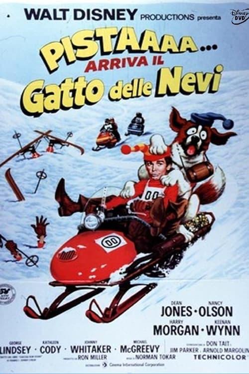 Pistaaa... arriva il gatto delle nevi (1972)
