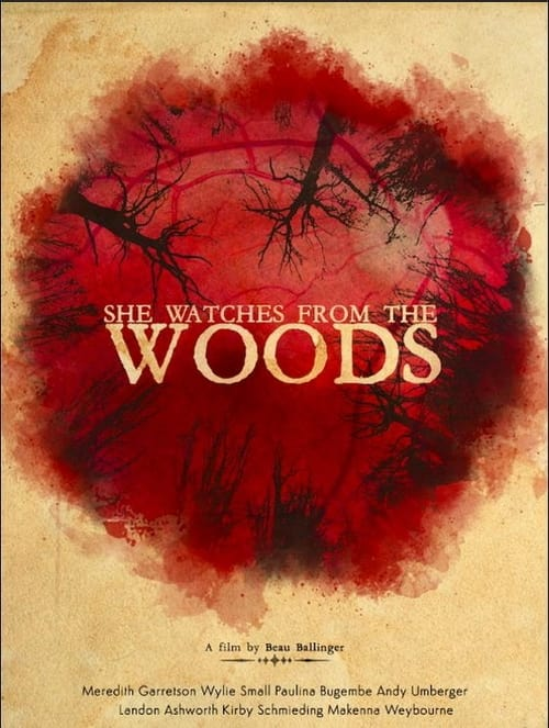 She Watches from the Woods