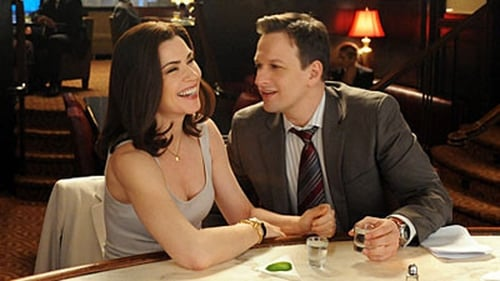 The Good Wife - Season 2 - Episode 23: Closing Arguments