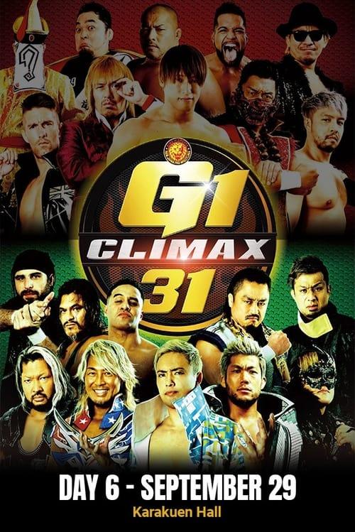 NJPW G1 Climax 31: Day 6