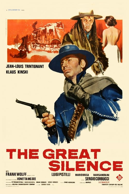 The Great Silence Poster