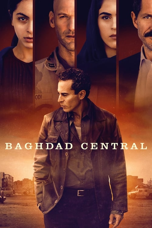 Baghdad Central Hindi Dubbed