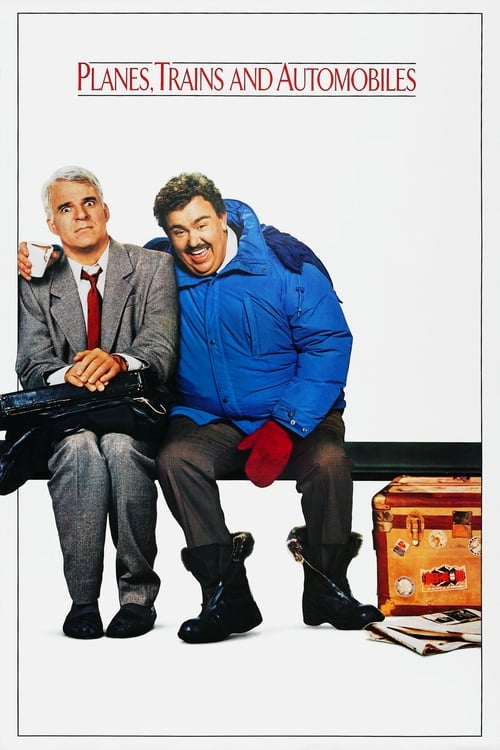 Planes, Trains and Automobiles - Poster