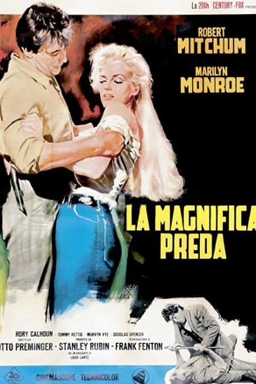 La magnifica preda (1954)