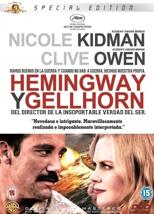 Mira La Película Hemingway & Gellhorn Con Subtítulos