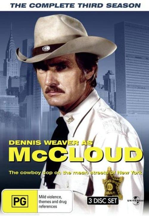 McCloud: Season 3