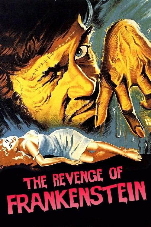 فيلم The Revenge of Frankenstein على الانترنت