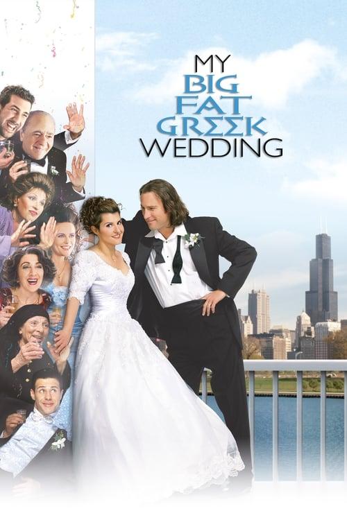 Watch My Big Fat Greek Wedding (2002) Movie Free Online
