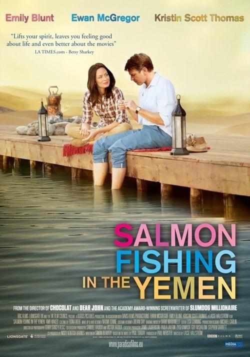 Watch Salmon Fishing in the Yemen (2012) Full Movie