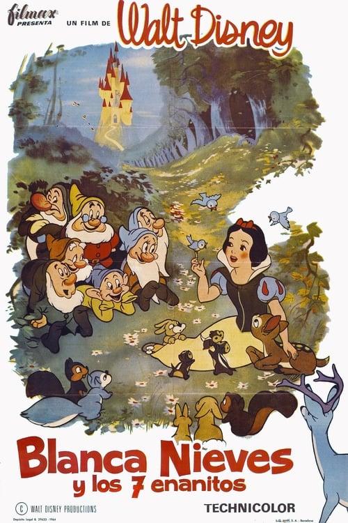 Mira La Película Blancanieves y los siete enanitos Doblada Por Completo