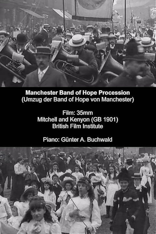 Manchester Band of Hope Procession (1901)