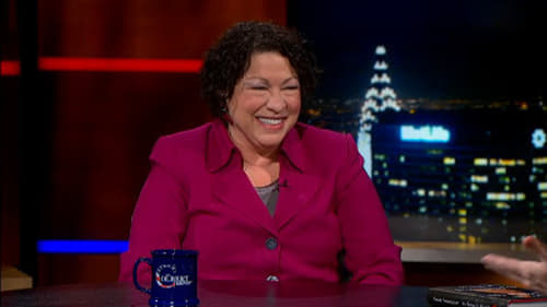The Colbert Report: Season 9 – Episode Sonia Sotomayor