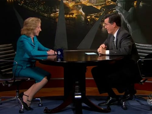 The Colbert Report 2010 Blueray: Season 6 – Episode Doris Kearns Goodwin
