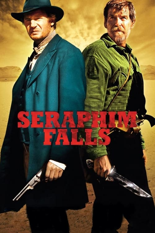 Largescale poster for Seraphim Falls