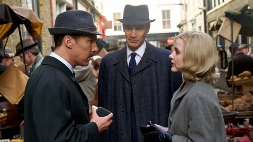 The Courier - Based on the incredible true story of a Welsh businessman turned spy. - Azwaad Movie Database