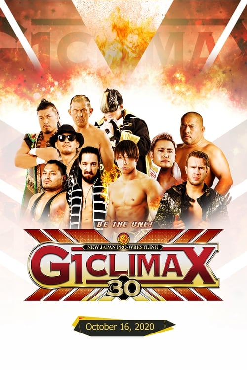 NJPW G1 Climax 30: Day 17 Online HBO 2017 Watch