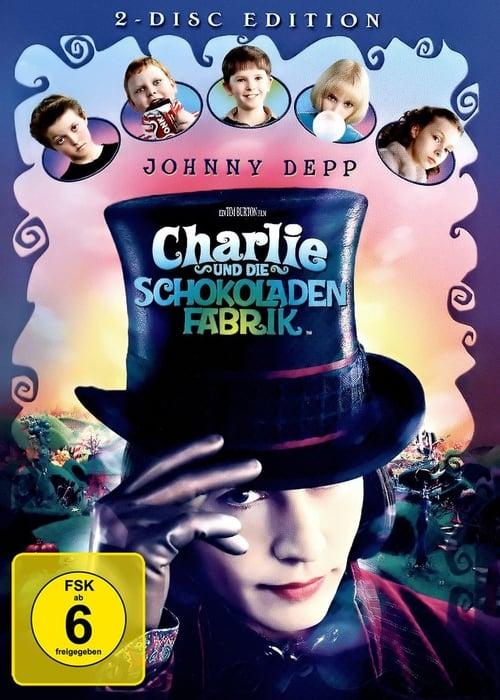 Charlie und die Schokoladenfabrik - Poster