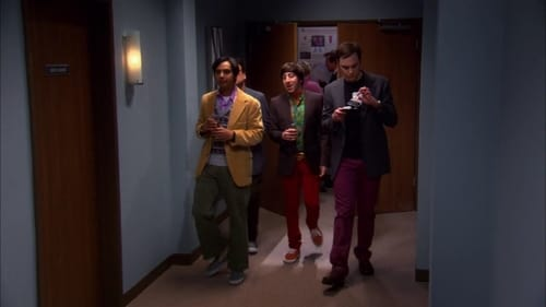 The Big Bang Theory - Season 5 - Episode 17: The Rothman Disintegration