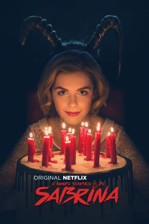 O Mundo Sombrio de Sabrina 4ª Temporada Completa 2021 - Dual Áudio 5.1 / Dublado WEB-DL 720p | 1080p