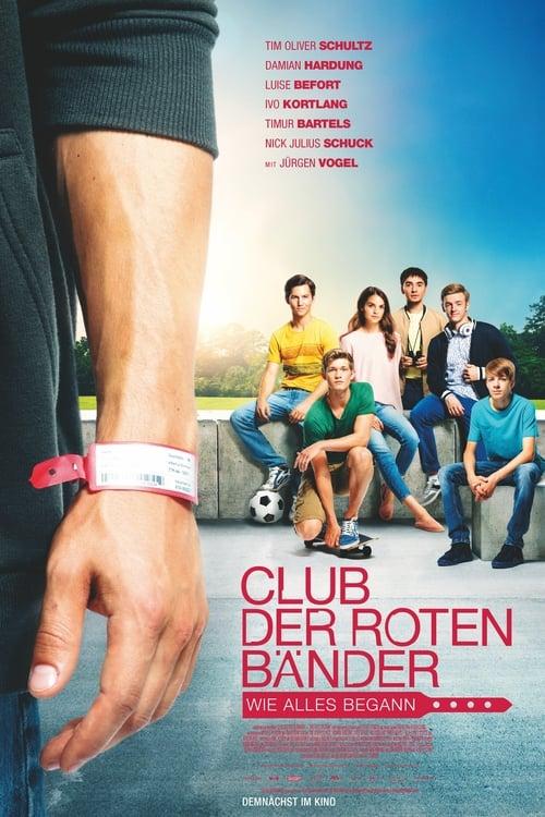 El club de las pulseras rojas  – El comienzo
