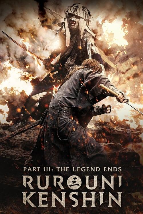 Nonton anime Rurouni Kenshin Part III: The Legend Ends (2014)