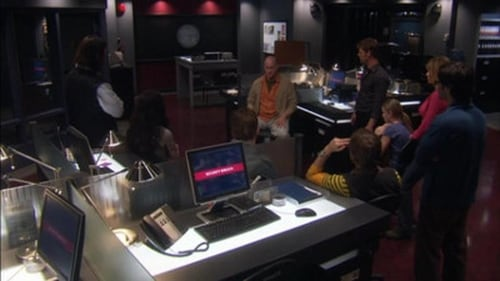 The 4400: Season 4 – Épisode No Exit