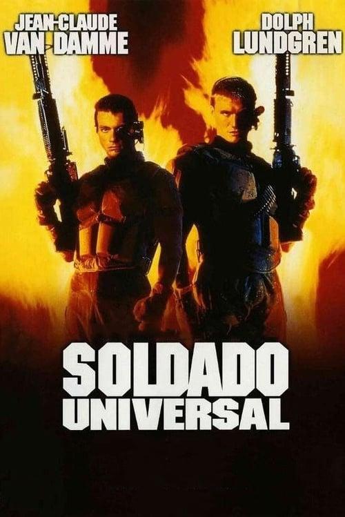 Assistir Soldado Universal - HD 720p Dublado Online Grátis HD
