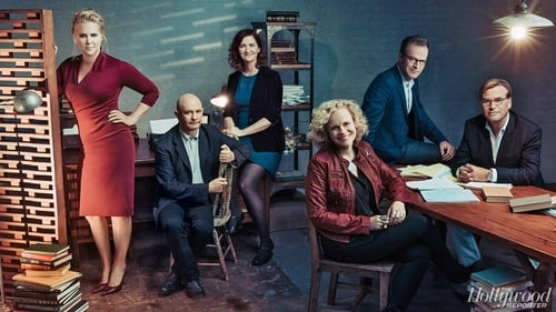 Close Up with The Hollywood Reporter: Season 1 – Episod Writers