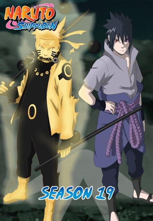 Naruto Shippūden Season 19