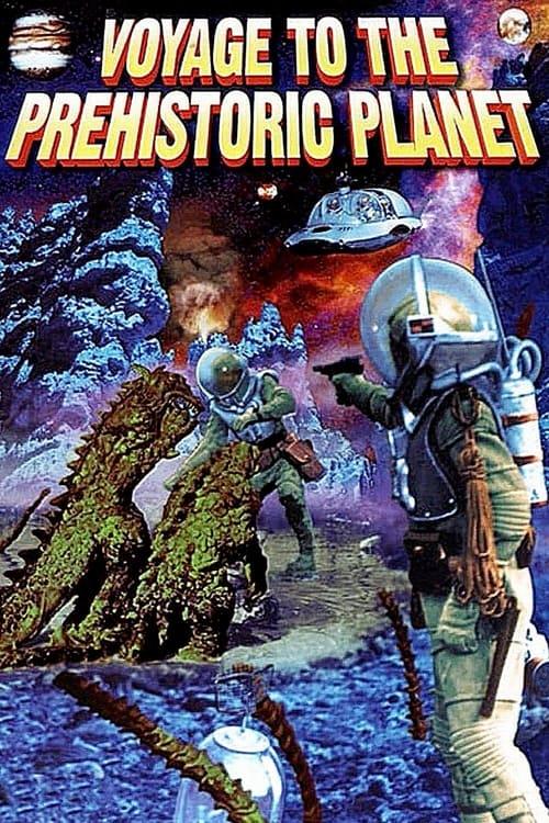Poster von Die Reise zum prähistorischen Planeten
