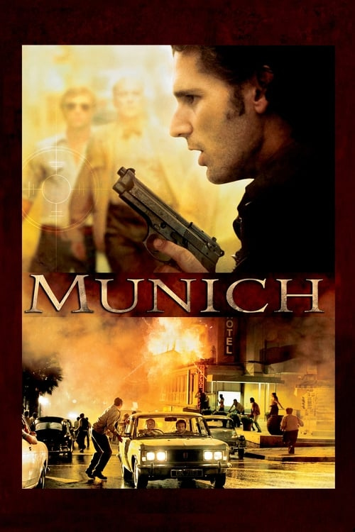 The poster of Munich