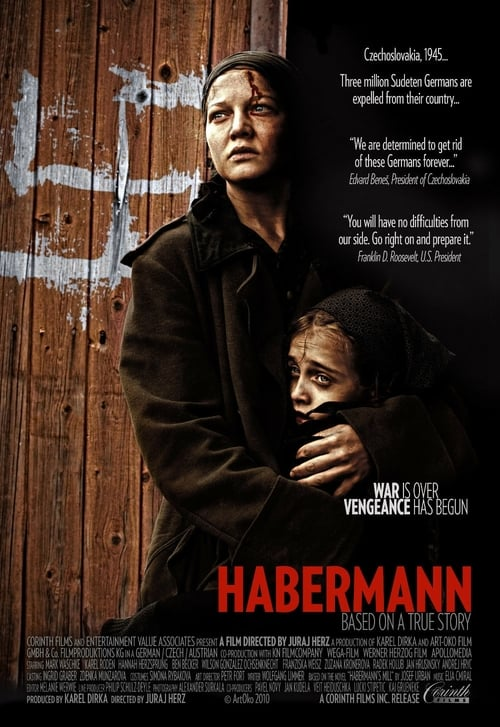 The poster of Habermann